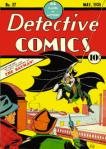 (Detective Comics #27. May, 1939)
