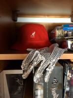 Social DNA=LL Cool J's Bermuda Kangol and MJ's glove.