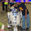 Social DNA=Lego Robotics and introducing your son to R2D2.